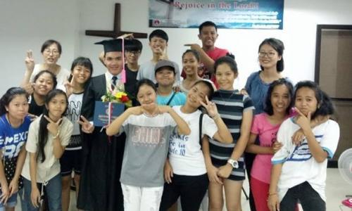 Linbert Gradudation d...